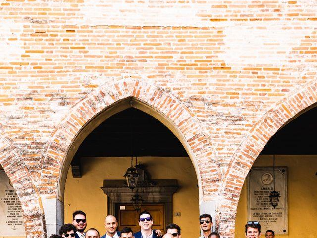 Il matrimonio di Francesco e Consuelo a Cividale del Friuli, Udine 234
