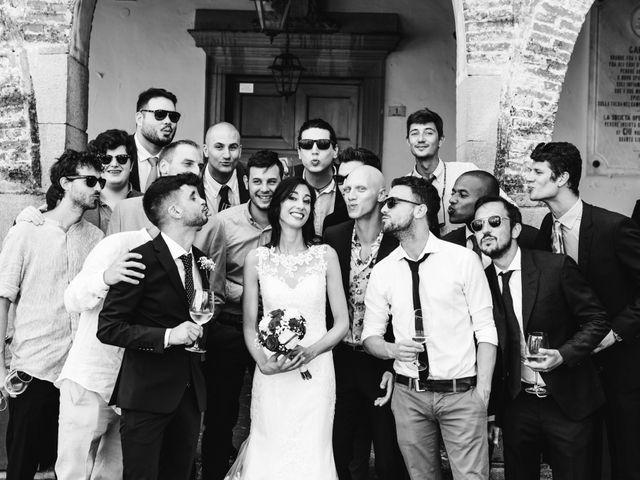 Il matrimonio di Francesco e Consuelo a Cividale del Friuli, Udine 237
