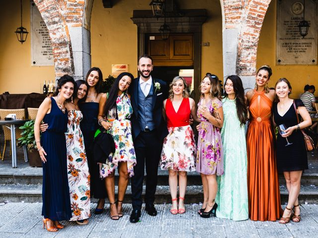 Il matrimonio di Francesco e Consuelo a Cividale del Friuli, Udine 243