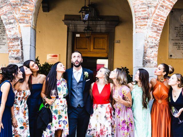 Il matrimonio di Francesco e Consuelo a Cividale del Friuli, Udine 245