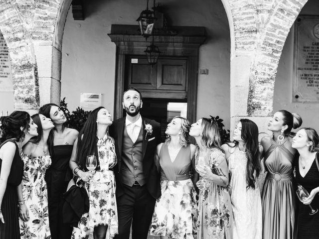 Il matrimonio di Francesco e Consuelo a Cividale del Friuli, Udine 246