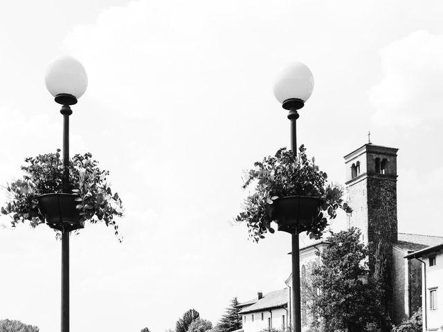 Il matrimonio di Francesco e Consuelo a Cividale del Friuli, Udine 247