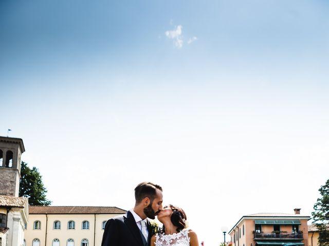 Il matrimonio di Francesco e Consuelo a Cividale del Friuli, Udine 252