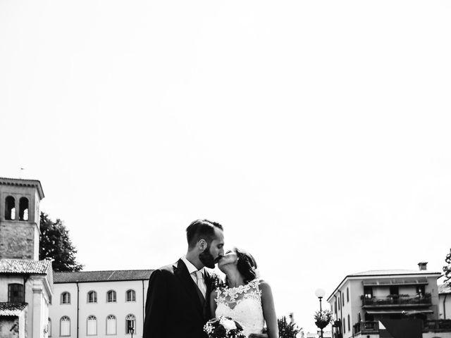 Il matrimonio di Francesco e Consuelo a Cividale del Friuli, Udine 253