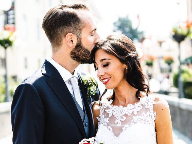 Il matrimonio di Francesco e Consuelo a Cividale del Friuli, Udine 256