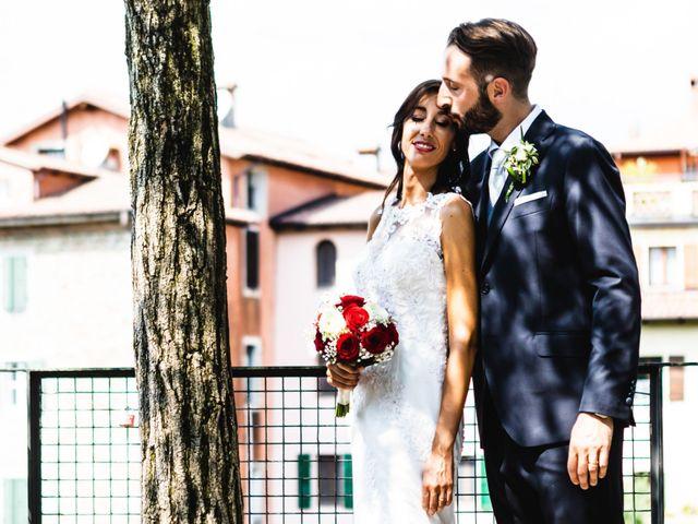 Il matrimonio di Francesco e Consuelo a Cividale del Friuli, Udine 266