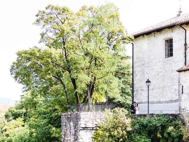 Il matrimonio di Francesco e Consuelo a Cividale del Friuli, Udine 273
