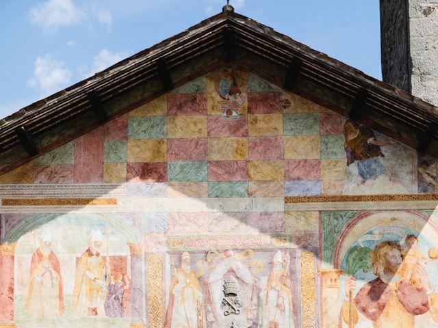 Il matrimonio di Francesco e Consuelo a Cividale del Friuli, Udine 275