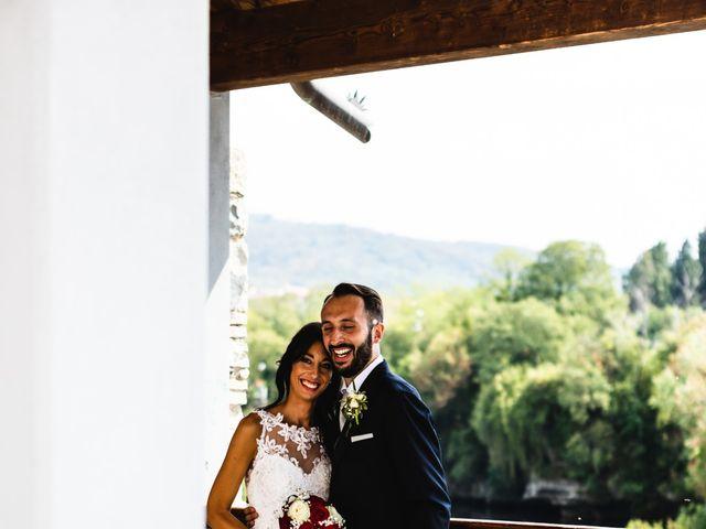 Il matrimonio di Francesco e Consuelo a Cividale del Friuli, Udine 277