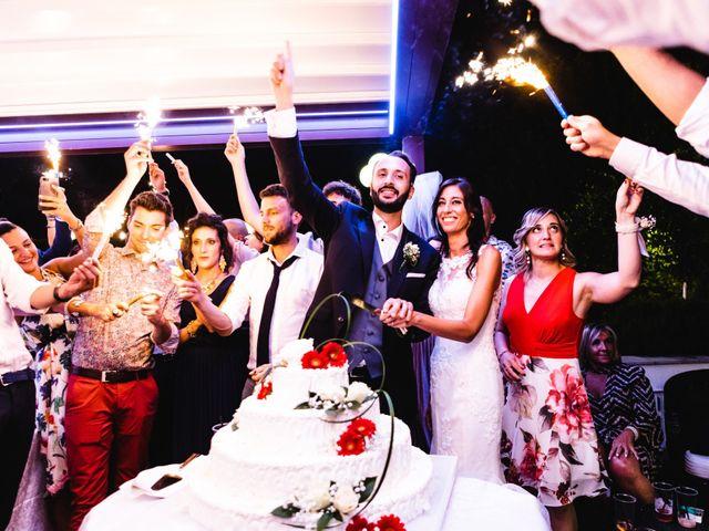 Il matrimonio di Francesco e Consuelo a Cividale del Friuli, Udine 370
