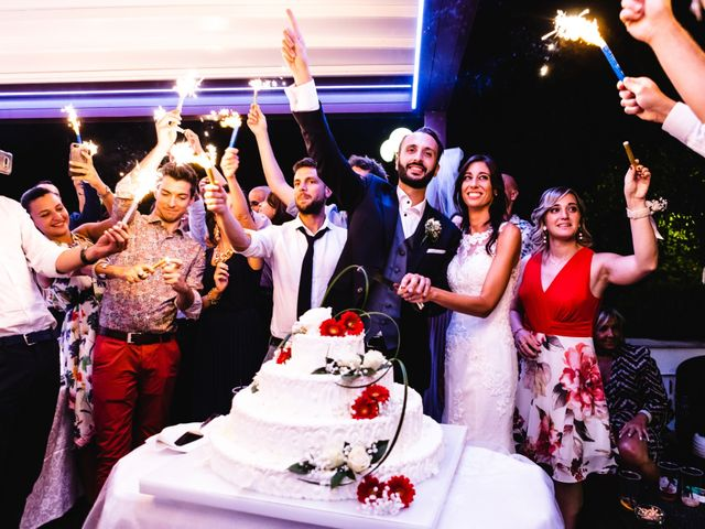 Il matrimonio di Francesco e Consuelo a Cividale del Friuli, Udine 371