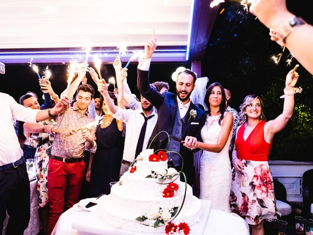 Il matrimonio di Francesco e Consuelo a Cividale del Friuli, Udine 372