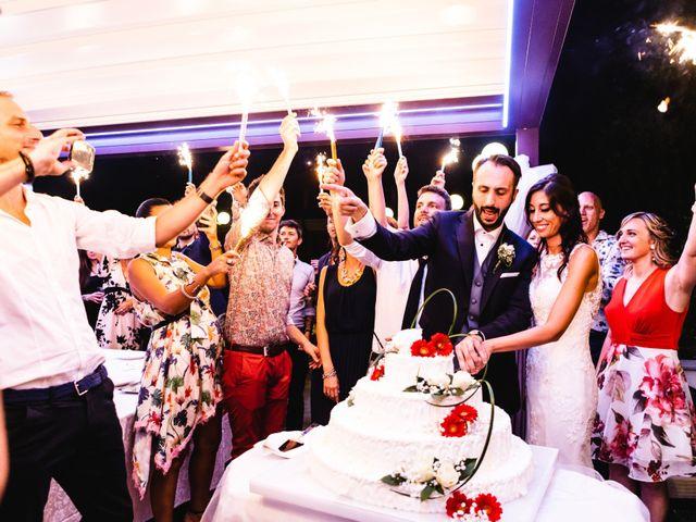 Il matrimonio di Francesco e Consuelo a Cividale del Friuli, Udine 376