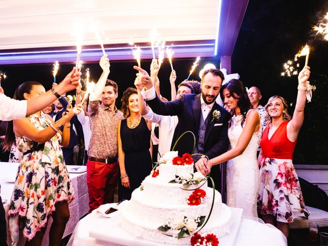 Il matrimonio di Francesco e Consuelo a Cividale del Friuli, Udine 377