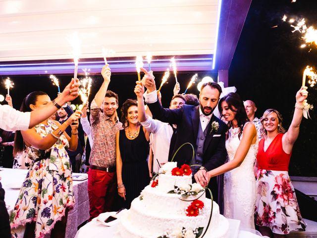 Il matrimonio di Francesco e Consuelo a Cividale del Friuli, Udine 382