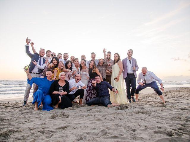 Il matrimonio di Michela e Irma a Viareggio, Lucca 20