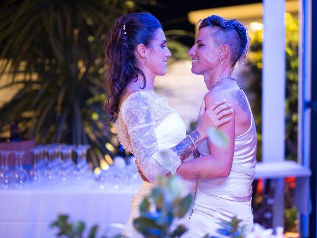 Il matrimonio di Michela e Irma a Viareggio, Lucca 2