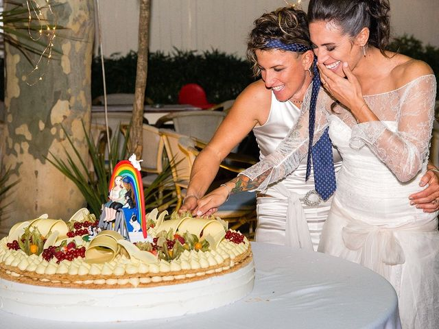 Il matrimonio di Michela e Irma a Viareggio, Lucca 29