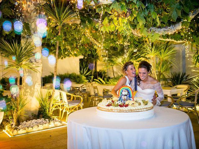 Il matrimonio di Michela e Irma a Viareggio, Lucca 30