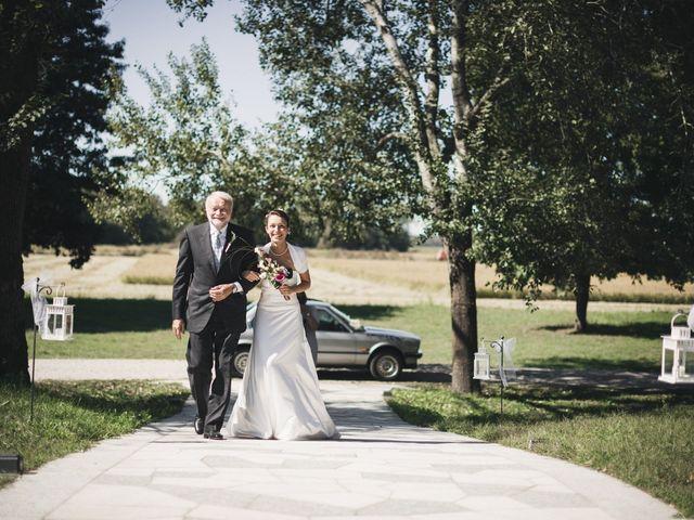 Il matrimonio di Cecilia e Luca a Vigevano, Pavia 10