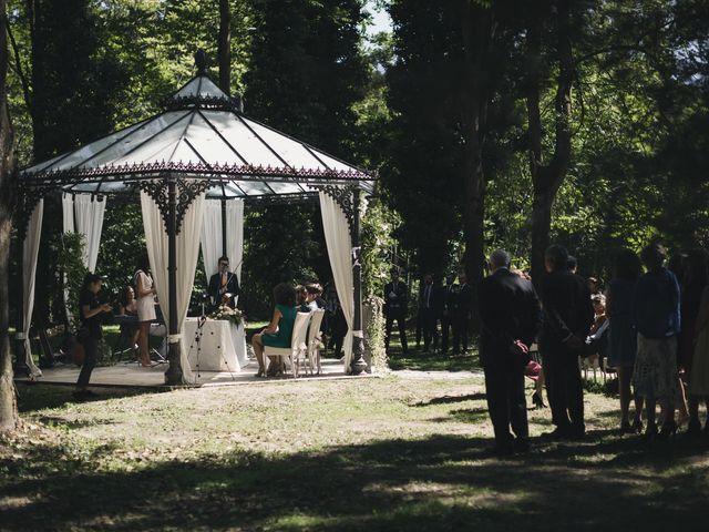 Il matrimonio di Cecilia e Luca a Vigevano, Pavia 14
