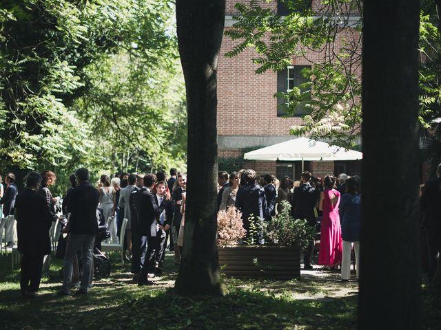 Il matrimonio di Cecilia e Luca a Vigevano, Pavia 21