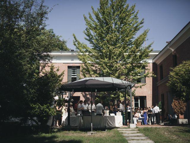 Il matrimonio di Cecilia e Luca a Vigevano, Pavia 27
