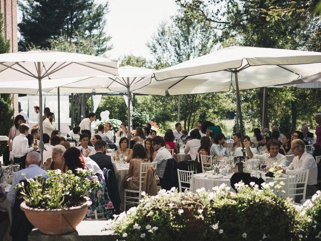 Il matrimonio di Cecilia e Luca a Vigevano, Pavia 29