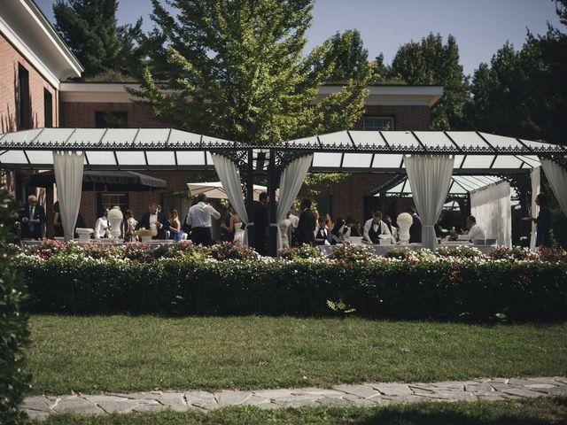 Il matrimonio di Cecilia e Luca a Vigevano, Pavia 31