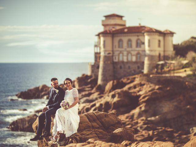 Il matrimonio di Andrea e Beatrice a Livorno, Livorno 42