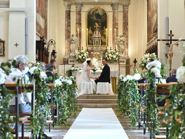 Il matrimonio di Marco e Giorgia a Mogliano Veneto, Treviso 15