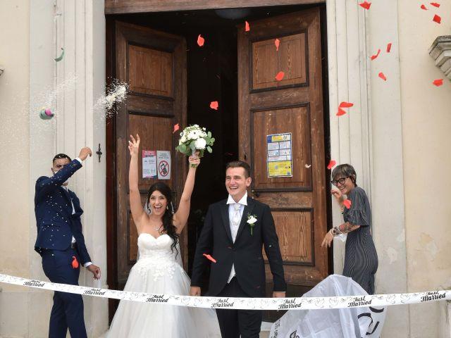Il matrimonio di Marco e Giorgia a Mogliano Veneto, Treviso 16