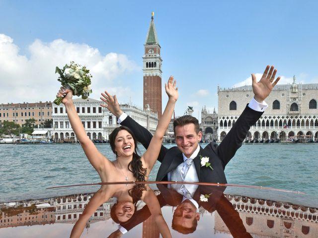 Il matrimonio di Marco e Giorgia a Mogliano Veneto, Treviso 1