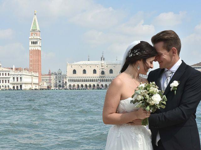 Il matrimonio di Marco e Giorgia a Mogliano Veneto, Treviso 41