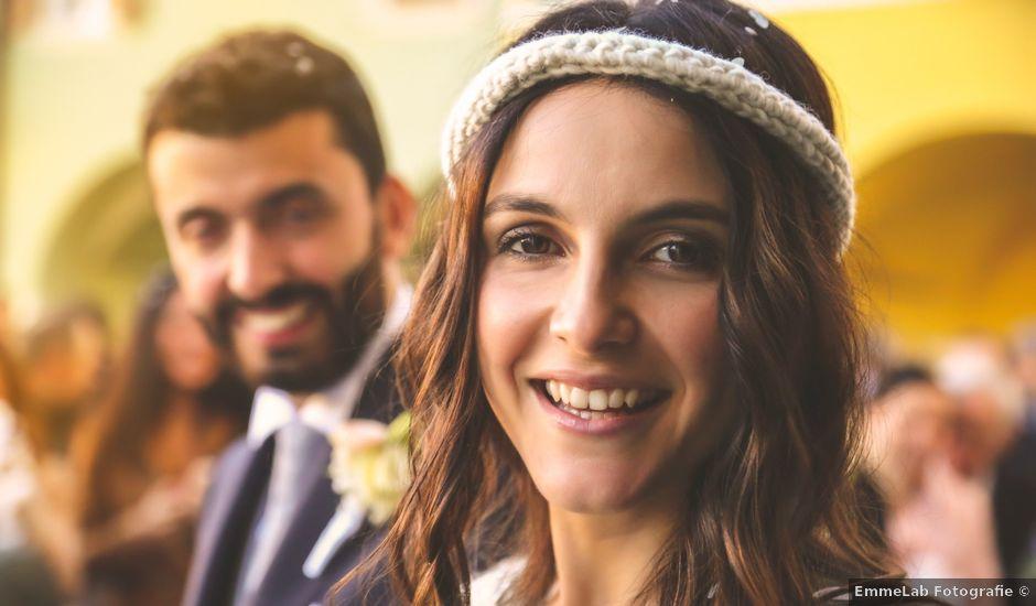 Il matrimonio di Dario e Anna a San Martino in Rio, Reggio Emilia