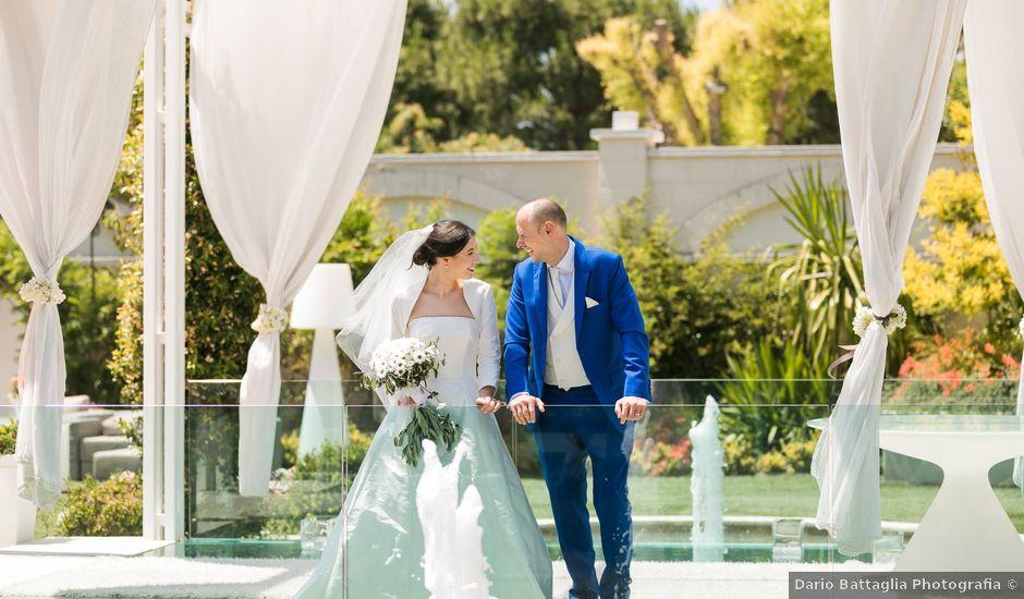 Il matrimonio di Sergio e Terry a Andria, Bari
