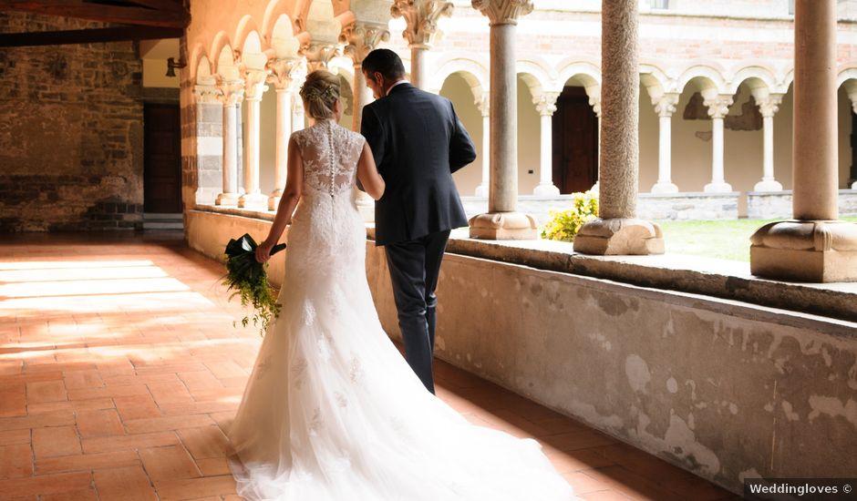 Il matrimonio di Corrado e Elena a Como, Como
