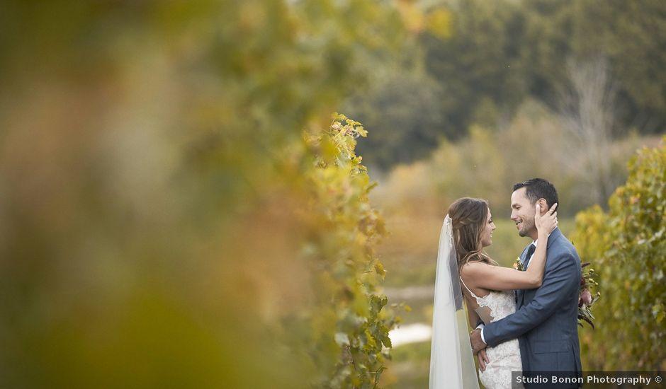 Il matrimonio di Jeff e Ali a Pienza, Siena