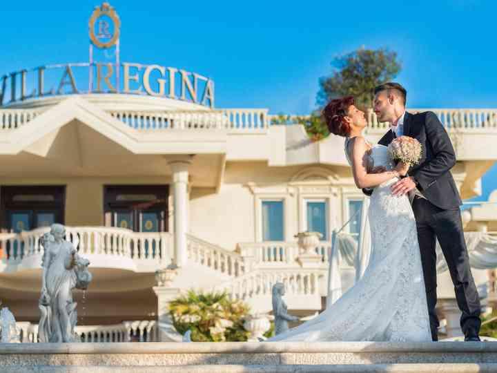 Le nozze di Francesca e Mario