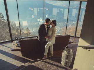Le nozze di Imma e Fabio