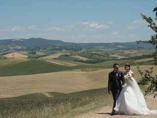 Le nozze di Gessica e Michele 1