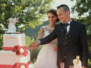 Le nozze di Gessica e Michele