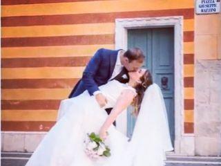 Le nozze di Alexandra  e Gian Marco  1