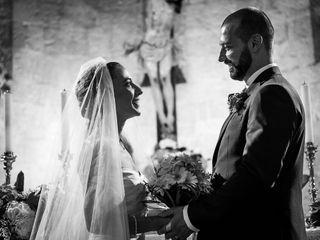 Le nozze di Sabina e Walter
