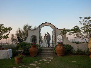Le nozze di Laura e Mariano