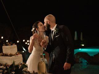 Le nozze di Marta e Eddie