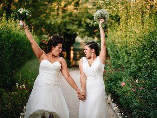 Le nozze di Eleonora e Giorgia