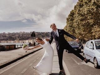 Le nozze di Danilo e Tina