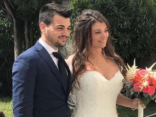 Le nozze di Denise e Robert