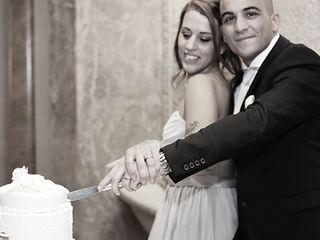 Le nozze di Letizia e Alessandro